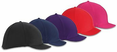 Hat Cover (Synthetic Stretch) Safety Hat Colourful