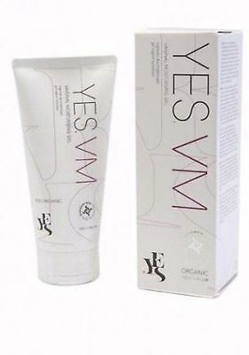YES VM VAGINAL MOISTURISING GEL WATER BASED relieves vaginal atrophy dryness