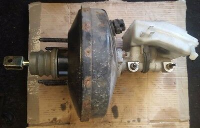Peugeot 206 2005 Brake Servo With Cylinder And Bottle 03.7740-5401.4