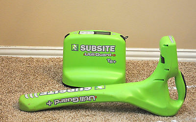 Subsite Utiliguard 5 watt Ditch Witch 950 Cable Pipe Utility Locator