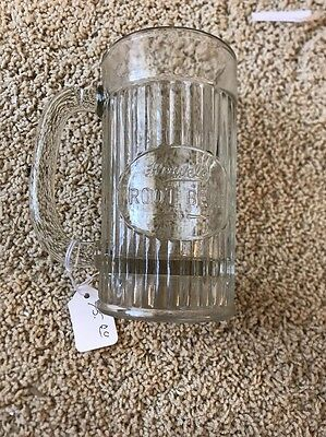 Vintage Howels Root Beer Glass Mug