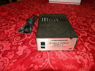 DC Power Supply 12 Volt by Micronta Vintage Made in USA Free Shipping