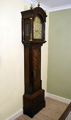 Thwaites London 1780 Musical Longcase Clock 6 Airs - Video