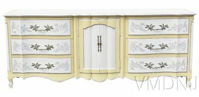 VMD 1195- John Widdicomb French Style Sideboard