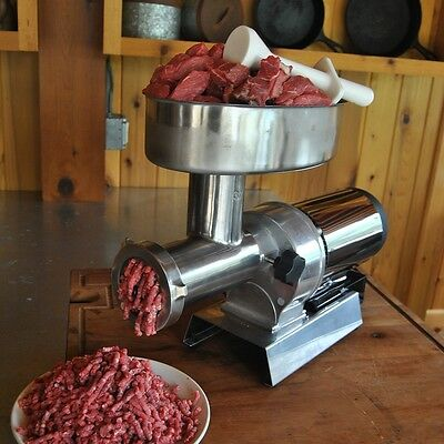 Weston Butcher Series #42 Electric Meat Grinder
