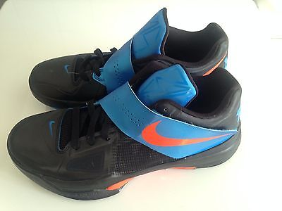 NIKE SHOES KEVIN DURANT KD IV size 8.5 42cm