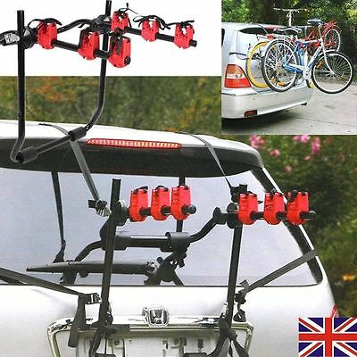 Heavy Duty 3 Bike Carrier For Range Rover Evoque 11-On