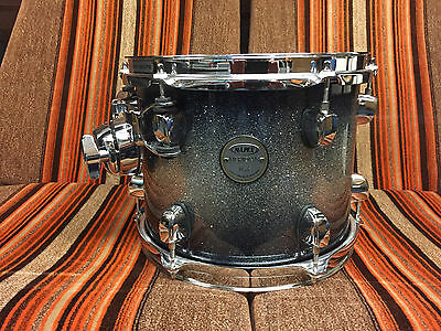 """Mapex Meridian Maple 10"""" x 8"""" Tom in Galaxy Burst - Mint Condition"""
