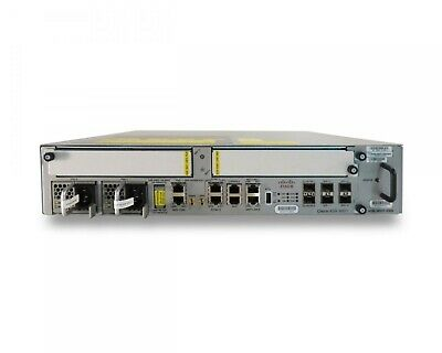 USED Cisco ASR-9001 Router w/ Fan and Dual AC Power ASR 9001 Router FAST SHIP