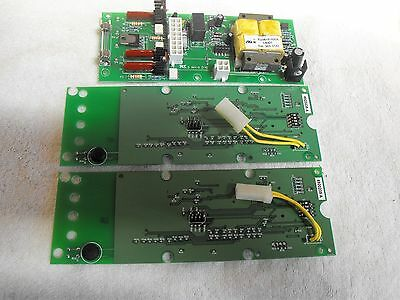 Index Sensors and Controls, PCB. LED Circut Boards and Power Supply Board, NOS
