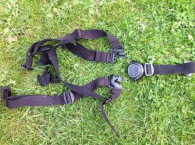 Mamas & Papas Zoom Urbo Sola Spare Replacement Harness Free Post
