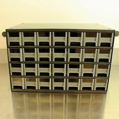 AKRO-MILS 19228 - (28) Drawer Bin Cabinet Hardware Parts Storage