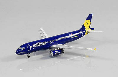 AeroClassics 1:400 jetBlue Airways Airbus A320 N775JB 'Veterans'
