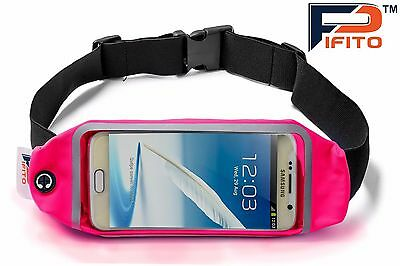 Stylish Waist Pack for iPhone /& Galaxy Fanny Pack Pouch Pifito™ Running Belt