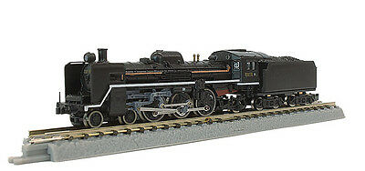 Rokuhan T027-1 Z Scale JNR Steam Locomotive Type C57 Number 19 First Version