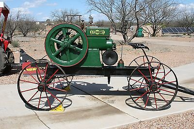Antique Economy Hit and Miss Engine