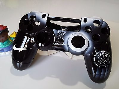 Coque Manette PS4 Custom à l'aérographe !!! Dualshock custom psg