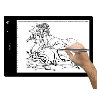 Huion LED 17.7 Inch Arts Graphics Anime Copyboard for Windows Mac OS USB Tablet