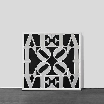 Robert Indiana - Love Rising - Limited Multiple MuMok (groß)