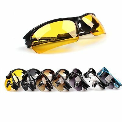 UV400 Fishing Driving Cycling Running Outdoor Sports Sunglasses New Glasses Cool