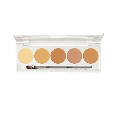Dermacolor Camouflage Make up Palette Quintett 3 Kryolan