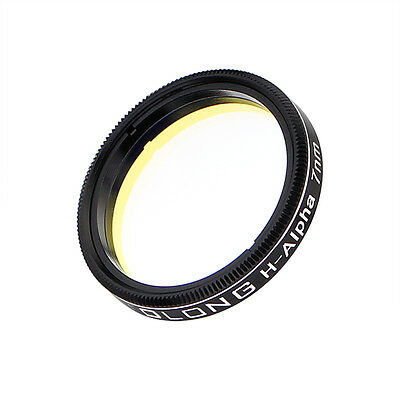 """New OPTOLONG1.25"""" 7nm  H-Alpha Filter Narrowband Astronomical Photographic"""