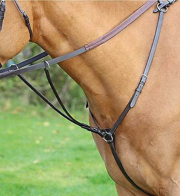 Aviemore Hunt Weight Breastplate Horse Equestrian Tack Riding