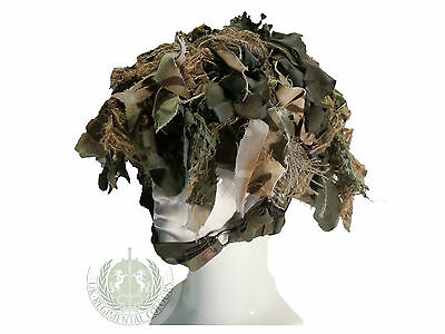 ARMY: MTP Camo / Camouflage / Scrim / Garnishing Kit for all Helmets: MK7 / PARA