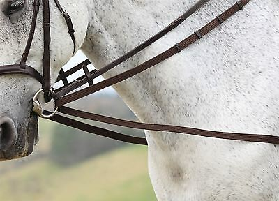 Cotton Web Draw Reins Horse Equestrian Riding Tack