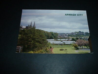 N.ireland  Postcard  Armagh City