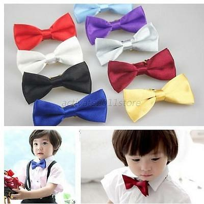 For Party Wedding Photos Kinder Baby-Fliege Krawatte Fashion Cute Bowtie Tools