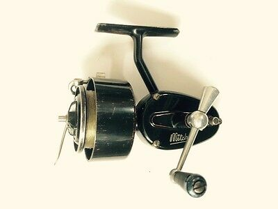 Old Mitchell Fishing reel 2nd version (2/2) re-furbished