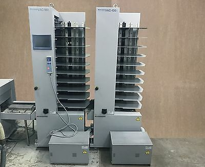 Standard Horizon VAC 100 Twin Tower Booklet Maker System