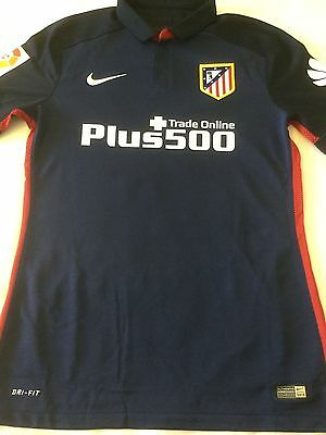 KOKE - ATLETICO MADRID - ESPANA - la LIGA - player ISSUE no MATCH WORN