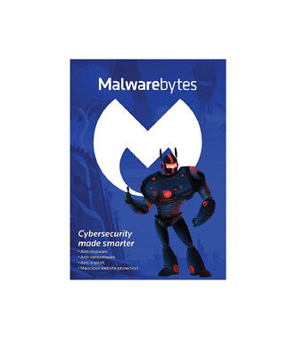 Malwarebytes Anti-Malware Premium 3.7 - 3 PC / 1-Year - Global - CD