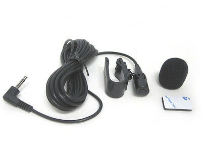 Replacement Microphone for Select CLARION Car Stereo Bluetooth Handsfree
