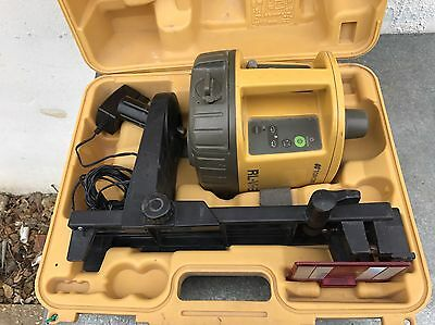 Topcon RL-VH3D Self Levelling Rotating Laser Level  Free Postage