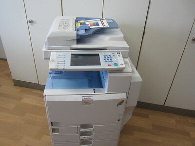Top Digital Farbkopierer Ricoh MP C 3001