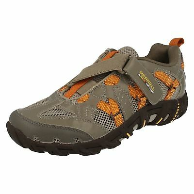 Kids MERRELL walking trainer style J85157 Waterpro Z Rap