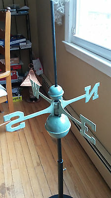 Good Directions Full Weathervane Set-up Blue Verde Balls and Directionals