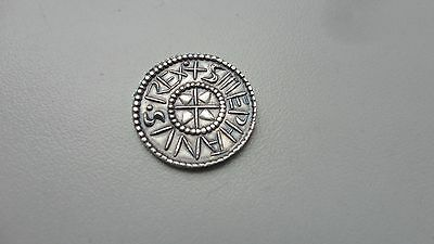 Repro Medieval Coin Hungary King Stephen I Denarius Silver 999 Free Shipping