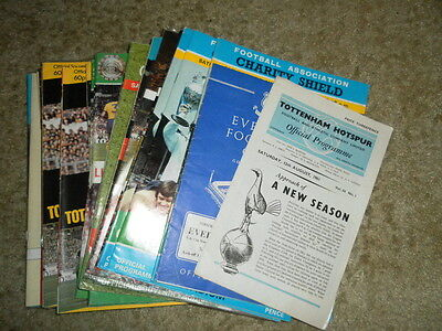 Charity Shield Programmes 1961 - 2012 Choose From List