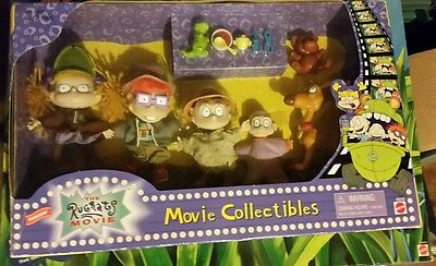 Rugrats the movie collectible figures set