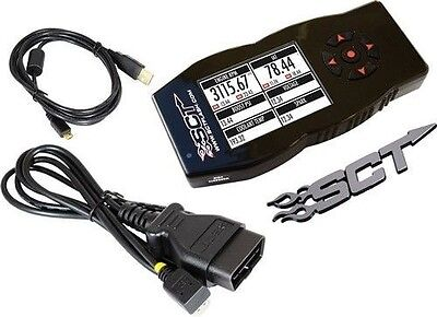 SCT X4 Power Flash Handheld Programmer/Tuner for Ford Vehicles 7015