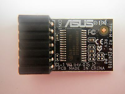 ASUS 14-1 PIN TPM Module Connector For Motherboard TPM-M R2.0 QTY 20