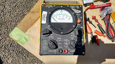 PSM-37 ME-418 QVS multimeter.