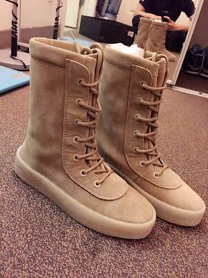 e20d26959d8 YEEZY season 2 crepe boots Size 8 (41) totally new