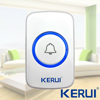 KERUI 433MHz Wireless SOS/Panic/Doorbell emergency Button For Home Alarm System