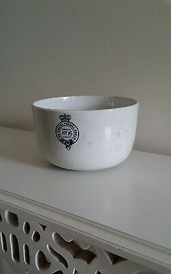 Antique Victorian 'The Queen's Pudding Boiler' Bowl c.1890