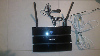 TP-LINK  N6000 wireless Dual Band Gigabit router  TL-WDR3600